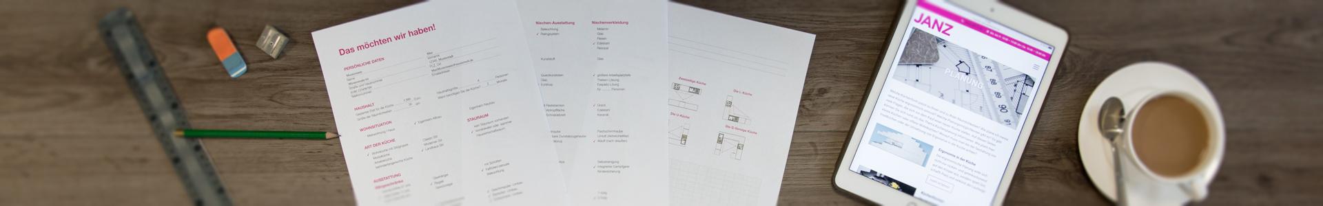 Checkliste Küchenkauf