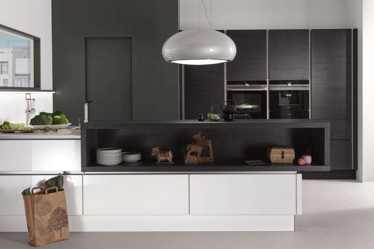 Nolte Küchen bei Küchen Janz in Schönkirchen/Kiel