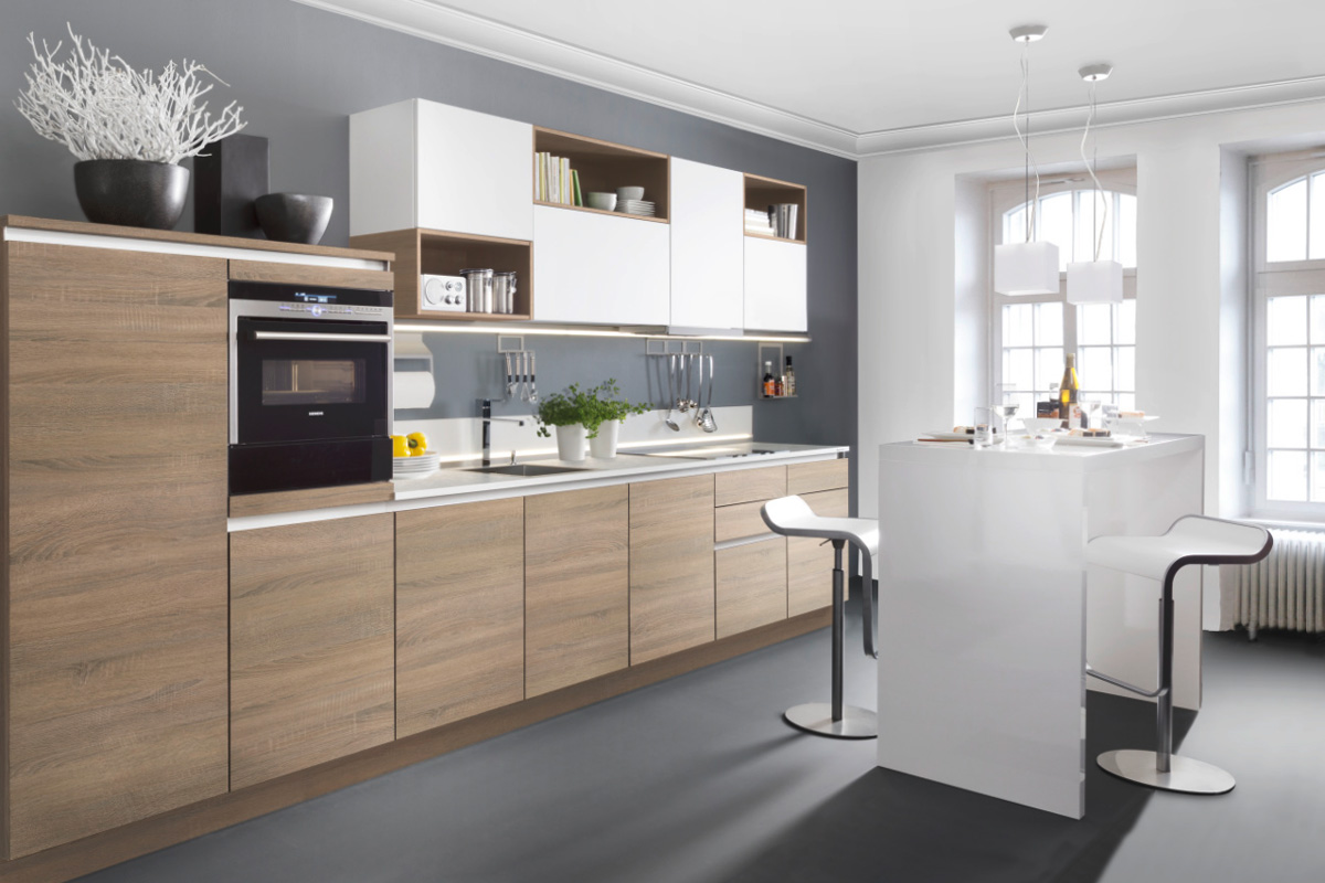 Nolte küchen  Nolte Küchen bei Küchen Janz in Schönkirchen/Kiel