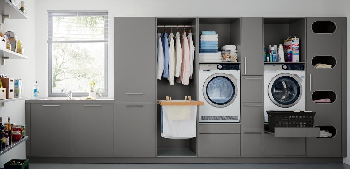 k chen janz bei kiel hauswirtschaftsraum. Black Bedroom Furniture Sets. Home Design Ideas