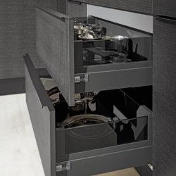 Interliving Küche Schubladen