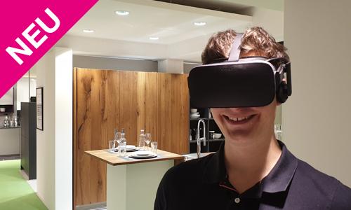 VR Küchenplanung