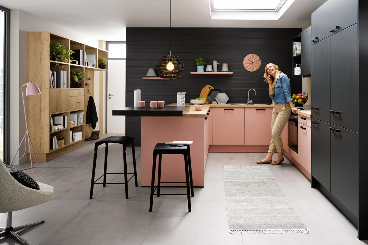 Schüller Küchen bei Küchen Janz in Schönkirchen/Kiel