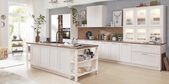 Interliving Küche Landhaus